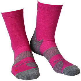 Gococo Technical Cushion High Wool Socks fushia/dark pink